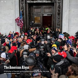 The American Abyss