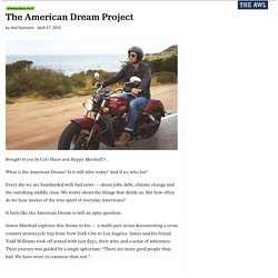 The American Dream Project