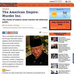 The American Empire: Murder Inc.