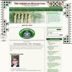 The American Muslim (TAM)