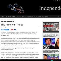 The American Purge