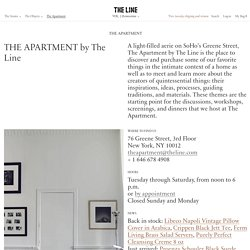 The Apartment by The Line — THE LINE