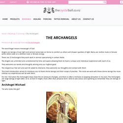 The Arch Angels