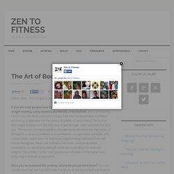 The Art of Bodyweight Training