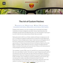 The Art of Custom Patches