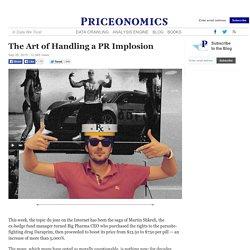 The Art of Handling a PR Implosion