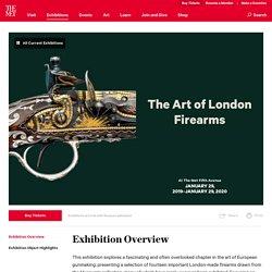 The Art of London Firearms