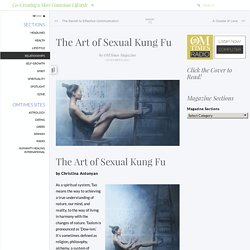 The Art of Sexual Kung Fu