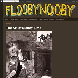 The Art of Sidney Sime