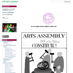 THE ARTS ASSEMBLY