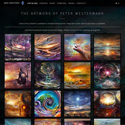The Artwork of Peter Westermann - Peter Westermann Art