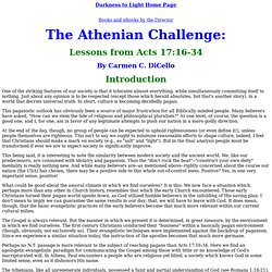 The Athenian Challenge - Article