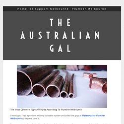 The Australian Gal