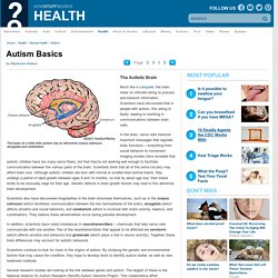 """The Autistic Brain"""""""