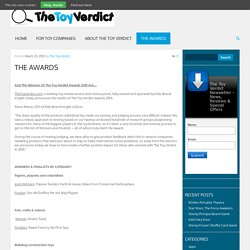 THE AWARDS - The Toy Verdict