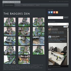 The Badger's Den « Zaboobadidoo