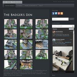 The Badger's Den « Zaboobadidoo