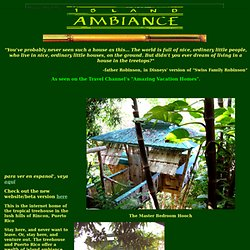 The Bamboo Treehouse