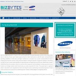 The Big Bang Retail Shift