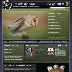 The Barn Owl Trust