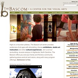 The Bascom :: A Center for the Visual Arts