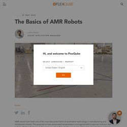 The Basics of AMR Robots