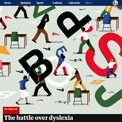 The battle over dyslexia