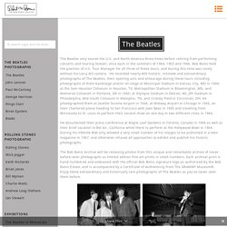 The Bob Bonis Archive- Lost Photographs of The Beatles