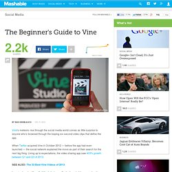 The Beginner's Guide to Vine