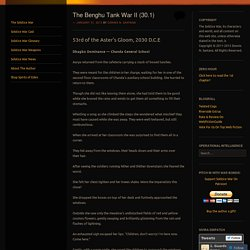 The Benghu Tank War II (30.1)