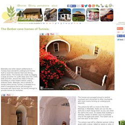 The Berber cave homes of Tunisia