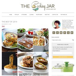 The Best of 2014 - The Cooking Jar