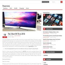 Best 4K TVs Review