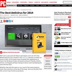 The Best Antivirus for 2012