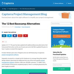 The 9 Best Basecamp Alternatives