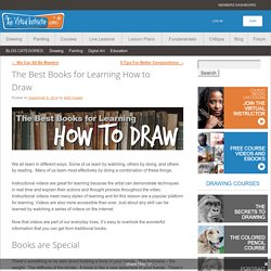 The Best Books for Learning How to Draw