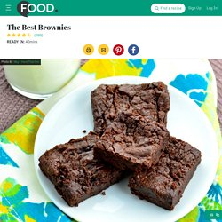 The Best Brownies Recipe - Food.com