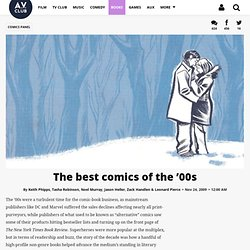 The best comics of the '00s | Best Of The Decade | Comics Panel | ...