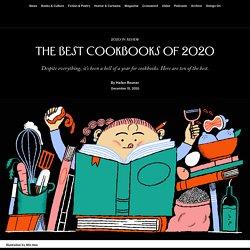 The Best Cookbooks of 2020