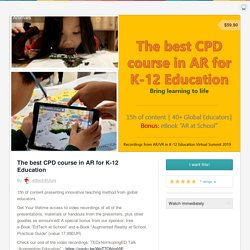 The best CPD course in AR for K-12 Education