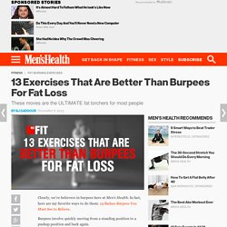 The 13 Best Exercises for Burning Fat