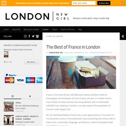 The Best of France in London - London New Girl