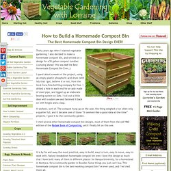 how to make a 5 gallon compost tumbler