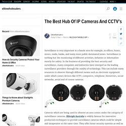 The Best Hub Of IP Cameras And CCTV's - Milesight Australia