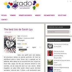 The best lies de Sarah Lyu