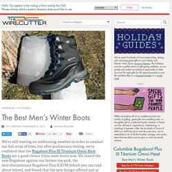 The Best Men's Winter Boots
