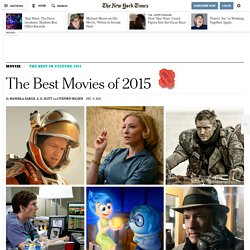 The Best Movies of 2015
