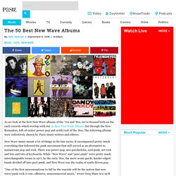The 50 Best New Wave Albums