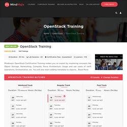 OpenStack Training by Mindmajix - USA