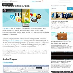 Best Portable Apps